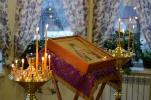 Подготовка к православному захоронению