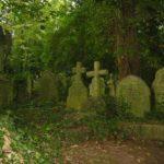 Старое болгарское кладбище
