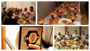поминки у мусульман