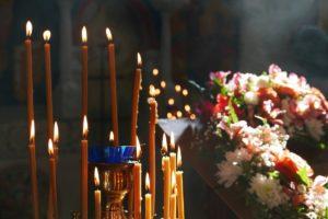 Сколько длится траур в православии