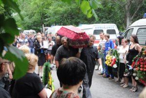 Скорая помощь на похоронах и поминках