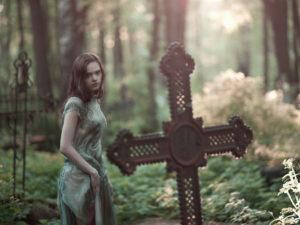 Суеверия и приметы на кладбище