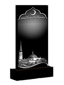 Заказать мусульманский памятник на могилу