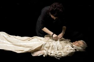 Ритуальная одежда для покойника