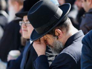 траур у иудеев