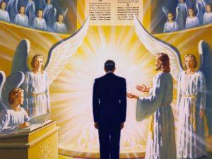 Божий суд на 40 день после смерти