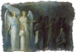 Душа на 9 день после смерти