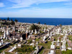 Самое большое кладбище мира