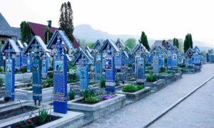 Самое веселое кладбище в мире