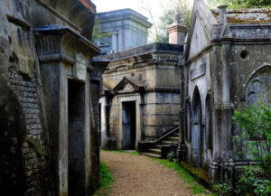 Самые красивые кладбища на планете