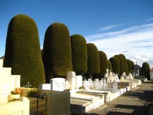красивейшее кладбище мира