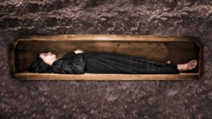 Похоронена заживо и воскресла