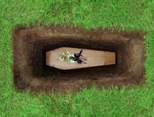 Умершая и воскресшая после смерти