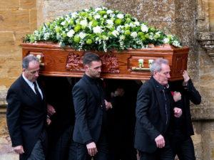 Элитные похороны в Днепре