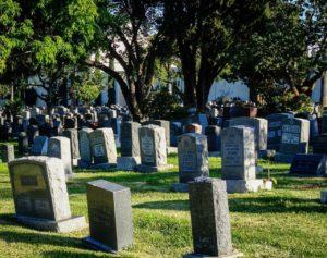 Еврейские кладбища