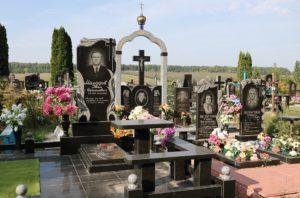 Подзахоронения в семейную могилу
