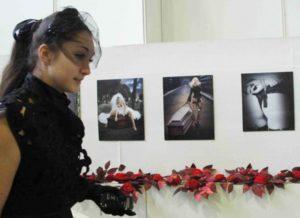 Похоронная выставка умершего