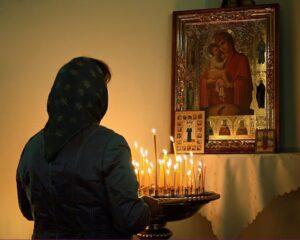 Молитва вдовы до 40 дней